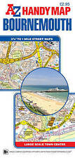 Handy Map of Bournemouth by Geographers' A-Z Map Co Ltd (Sheet map, folded)