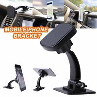 Universal In Car Magnetic Phone Holder Dashboard Mount 360° Rotary Stand Y1