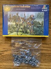 Italeri 6018 1/72 Scale Military Model Kit Napoleonic Wars French Artillery