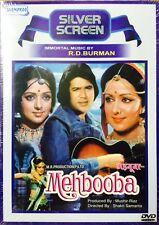 Mehbooba - Rajesh Khanna, Hema Malini - Hindi Movie DVD / Region Free / Subtitle