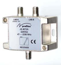 LNB Umschalter 22 k Hz SAT 22 kHz SWITCH SCHALTER