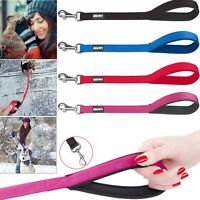 UK Strong Dog Pet Lead Leash Coupler with Clip Dag Collar Harness Satin Fixing
