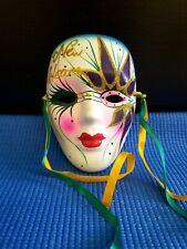 New Orleans Ceramic Mask