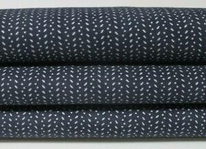 DARK BLUE SUEDE PRINTED Italian Lambskin leather skin skins 4sqf 0.7mm #A5798