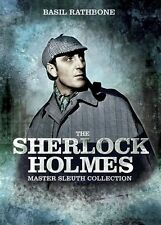 The Sherlock Holmes Collection (DVD, 2009, 4-Disc Set) - Region 4