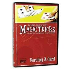 Amazing Easy to Learn Magic Tricks - Forcing a Card - Instructional DVD - New