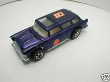 Original redline Hot Wheels 1970 CLASSIC NOMAD purple  RL very nice