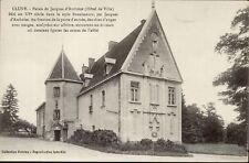 71 - cpa - CLUNY - Palais de Jacques d'Amboise
