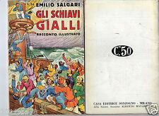 rare books emilio salgari racconti illustrati # 54 adventures first edition 1936