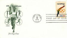 1976 OLYMPIC DIVING - LAKE PLACID NY CACHET FDC COVER