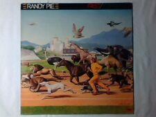 RANDY PIE Fast / Forward lp ITALY