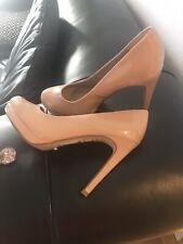 New Look Nude Heel Shoes Size 6
