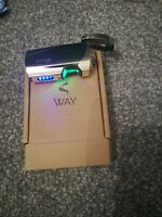 VVay Electric Double Arc USB Rechargeable Windproof Flameless Plasma Lighter