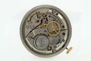 TISSOT 27-B21 Vintage Manual-Wind Watch Movement Working Condition *B4186