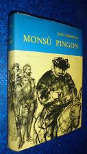 LUIGI GRAMEGNA:MONSù PINGON.VIGLONGO 1961 RILEGATO!Romanzo Storico SAVOIA MONSU'
