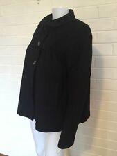 Zara Polyester Dry-clean Only Solid Coats & Jackets for Women