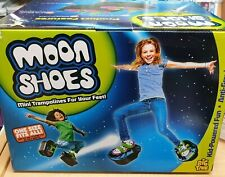 Moon Shoes - Mini Trampolines for your Feet! One size fits all: Anti-Gravity