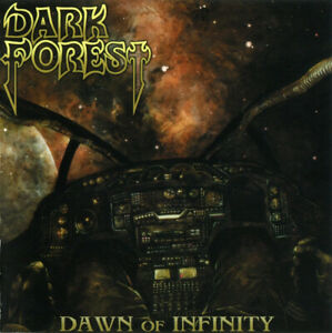 DARK FOREST Dawn of Infinity CD 10 tracks FACTORY SEALED NEW 2011 Cruz Del Sur