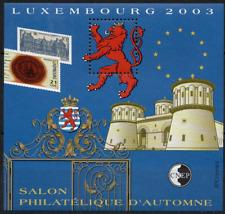 TIMBRE FRANCE BLOC CNEP n°39 NEUF** LUXEMBOURG - Salon Philatélique d'automne