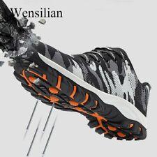 Zapatos De Seguridad Con Punta De Acero Para Trabajo Hombres Suela Antiperforaci