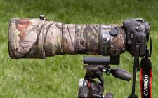 Sigma 150 600mm f 5 6.3 DG OS SPORT Neoprene lens protection Std Forest Camo