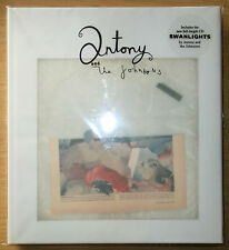 ANTONY & THE JOHNSONS Swanlights CD + deluxe hardback art book NEW/SEALED