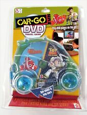 Disney Nemo and Toy Story Car Go DVD Travel Game NIP