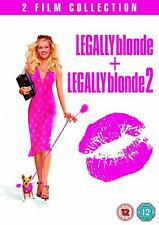 Legally Blonde/ Legally Blonde 2 Double Pack [2001] (DVD)