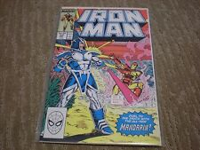 Iron Man #242 (1968 1st Series) Marvel Comics VF/NM