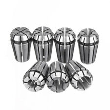 Pinze 7pcs 1-7mm ER11 Spring Chuck Collet Set For CNC Milling Lathe Engraving