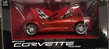 2016 Corvette C7 Convertible Promo Model Orange Modelmax Promo Buyout