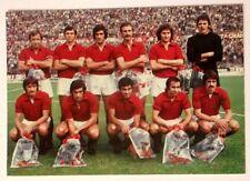 Cartolina Torino Calcio - Squadra 1972/73