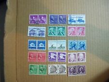USA Used, 15 Different Line Pairs,