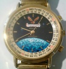 APOLLO II LANDING WATCH WITH SERIAL NUMBER GREAT FOR ANY COLLECTION!