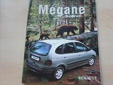 52232) Renault Megane Scenic Prospekt 12/1997