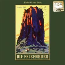 Die Felsenburg. MP3-CD von Karl May (2013)