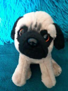 Baby Yomiko Pug Plush Russ Stuffed Animal Dog Stuffy Soft Adorable Puppy 💜