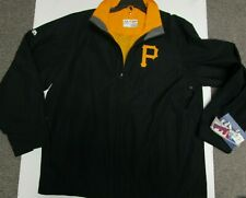 PITTSBURGH PIRATES MAJESTIC FULL ZIP JACKET NEW WITH TAGS MENS PICK SIZE