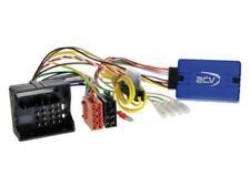ALPINE Autoradio Volant Adaptateur BMW 1 3 5 6 il Mini x1 e84 z4 e89 40 pin Can-bus