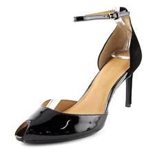 Zapatos de tacón de mujer Calvin Klein de tacón medio (2,5-7,5 cm) de color principal negro