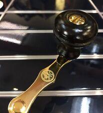Grandfather Clock Winding Winder Key Crank Sligh Ridgeway Howard Miller Pearl