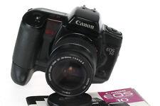 Semiprofessional Canon EOS 10 + EF 28 - 80 mm II  1 : 3,5 - 5,6 + GR 60 + Manual