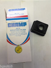 Engine Crankcase Breather Element Champ Champion Labs set of 2 AF73 FB73 CA3642