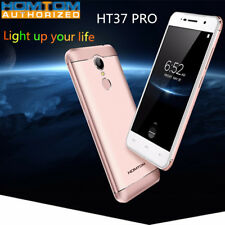 """5.0"""" HOMTOM HT37 Pro 4G Cellulare 3GB+32GB Smartphone Android 7.0 Touch ID 2-SIM"""