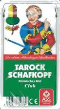 TAROCK SCHAFKOPF - Fränkisches Blatt - ASS Altenburger Spielkarten - NEU