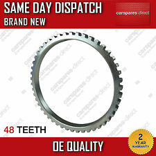FORD TRANSIT 00>06 48 TEETH DRIVESHAFT CV ABS RELUCTOR RING FRONT LEFT / RIGHT