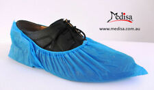 Disposable Plastic Shoe Covers Overshoes Waterproof Pkt of 200/ 1000 Pc
