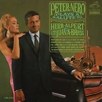 Peter Nero - Peter Nero Plays a Salute to Herb Alpert & The Tijuana Brass [New C