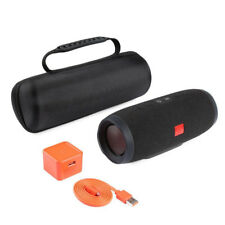 Hard Tasche Case Bag für JBL Charge 3 III Wireless Speaker & Auflade Zubehör Bag