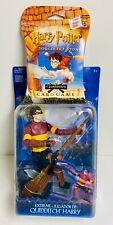 Harry Potter Extreme Quidditch Harry Action Figure & Quidditch Card Game Mib